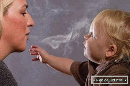 Máma kouření vids